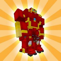 Avengers Superheroes Mod for Minecraft PE - MCPE
