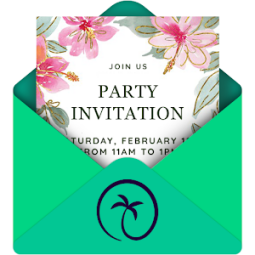 Invitation maker   Card design by Greetings Island